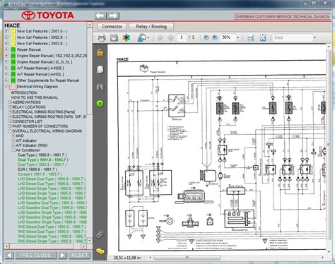 wiring diagram toyota hiace radio wiring diagrams for toyota hiace