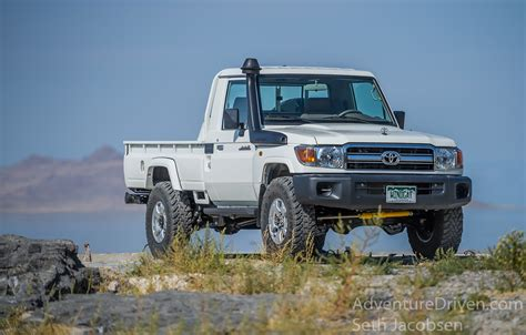 land cruiser off road 2015 uzj89 bakkie built by slee off road expedition