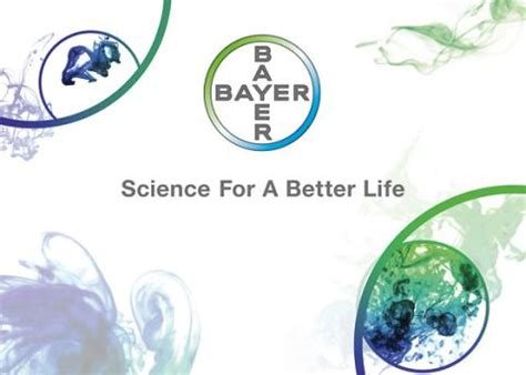 science for a better bayer science for a better bayer ab