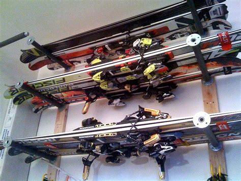 Garage Ski Storage Ideas 1000 Images About Inside Mudroom Ski Storage On
