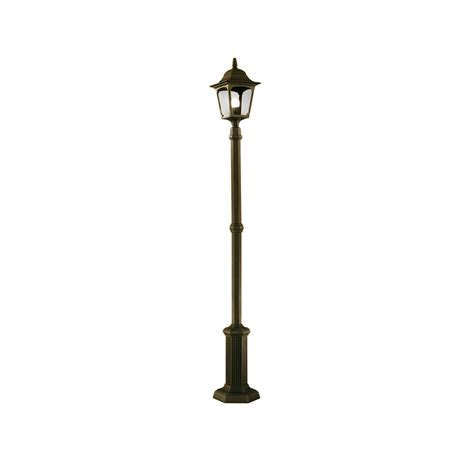Outdoor Lighting Posts Elstead Lighting Chapel Cp6 Blk Gold Outdoor Midi L