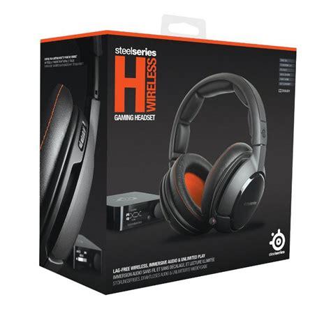 Headset Steelseries H Wireless steelseries h wireless multi platform headset 61298