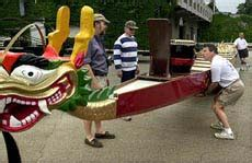 dragon boat racing pittsburgh dragon boats float their fancy
