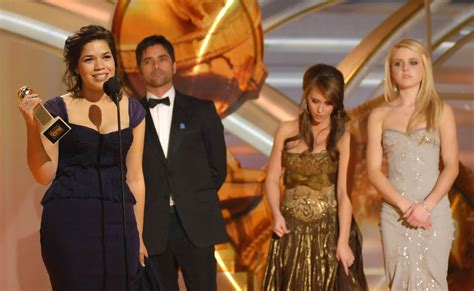 Hewitt The 64th Annual Golden Globe Awards by America Ferrera In The 64th Annual Golden Globe Awards