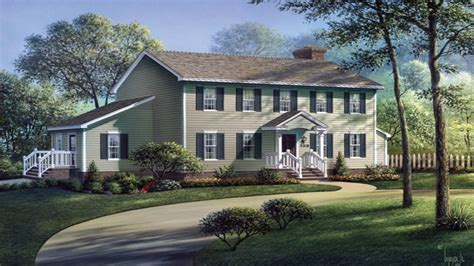 Colonial House Plans With Porches by Designer Laundry Rooms New Colonial House Plans