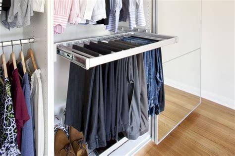 Closet Organizing Trouser Rack by Rack Trouser Flatpax 900mm Sliding W 63102 Bunnings Warehouse Christopher Walken Closet