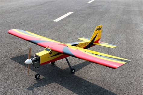 Rc Pilot 01 pilot rc arf trainer t 01 2 29m
