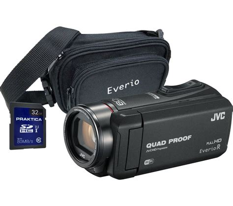 Memory Card Handycam Jvc jvc gz rx615bek camcorder with and 32 gb memory card black deals pc world