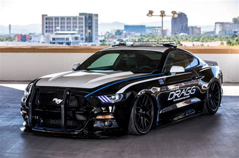 mustang modified ford photos sema 2015