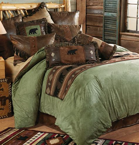 cabin bedspreads and comforters rustic cabin bedding ideas editeestrela design