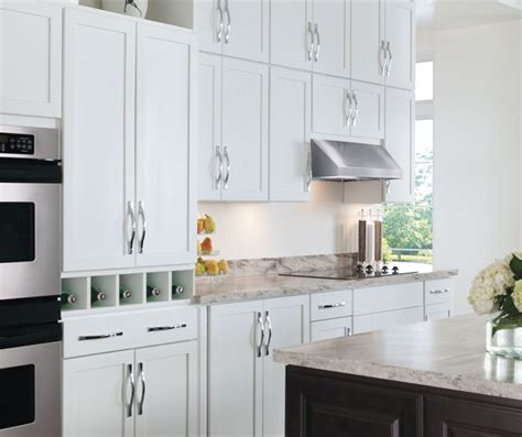 Kitchen Design Tool Home Depot by Painted White Kitchen Cabinets Aristokraft Cabinetry