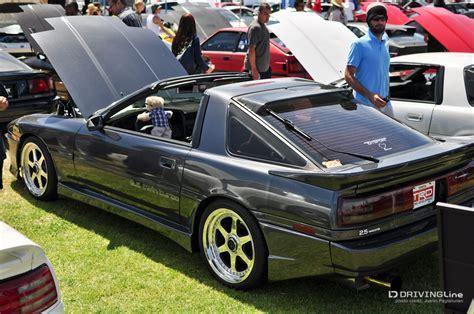 custom mk3 supra 19th annual all toyotafest top 10 supra drivingline