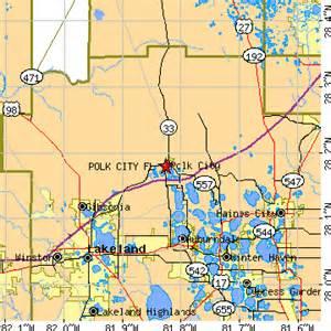 polk city florida map polk city florida fl population data races housing
