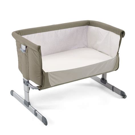 Baby Bedside Cot Bed Co Sleeper by Chicco Next 2 Me Co Sleeping Cot Ebay