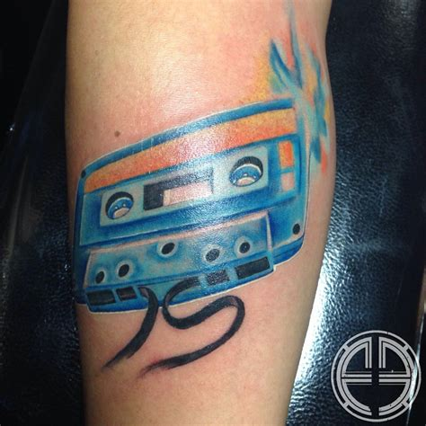 cassette tattoo designs 25 cassette images pictures and ideas