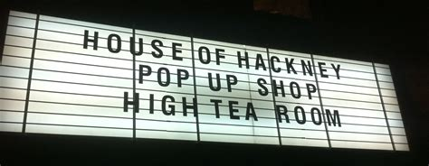 cinema 21 sign up house of hackney pop up shop hosted at our new dalston