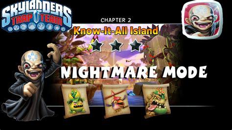Kaos Lego 18 skylanders trap team chapter 2 it all island kaos