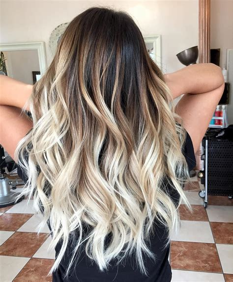 hair color idea 10 medium length hair color ideas 2019