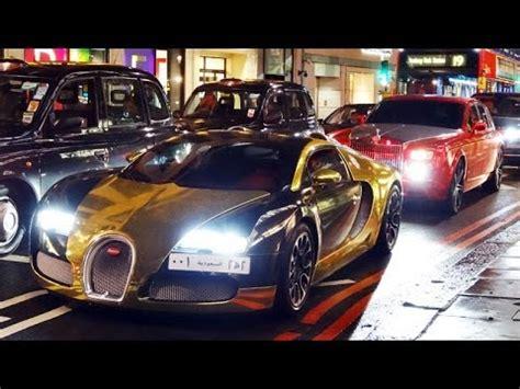 Bugatti Veyron Vs Rolls Royce Arab Gold Chrome Bugatti Veyron Grand Sport In
