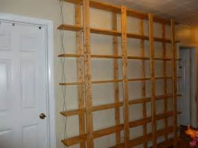 Easy Bookshelves Cheap Easy Low Waste Bookshelf Plans
