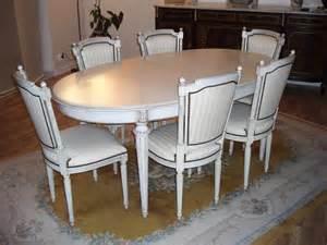 chaises salle a louis 16