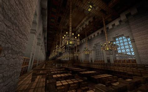 Minecraft Castle Interior by Ten Of The Most Beautiful Libraries Built In Minecraft
