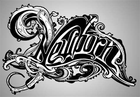 newborn text tattoo design the official site of rusvai