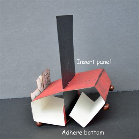 stin up card stand up card with free template