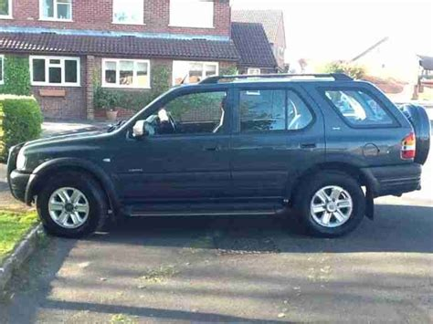 Vauxhall Frontera For Sale Vauxhall Frontera Car For Sale