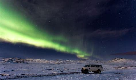 northern lights tour iceland reykjavik northern lights explorer jeep tour