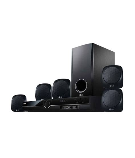 Home Theater Lg Lhd655 buy lg ht355 sd 5 1 dvd home theatre system at best
