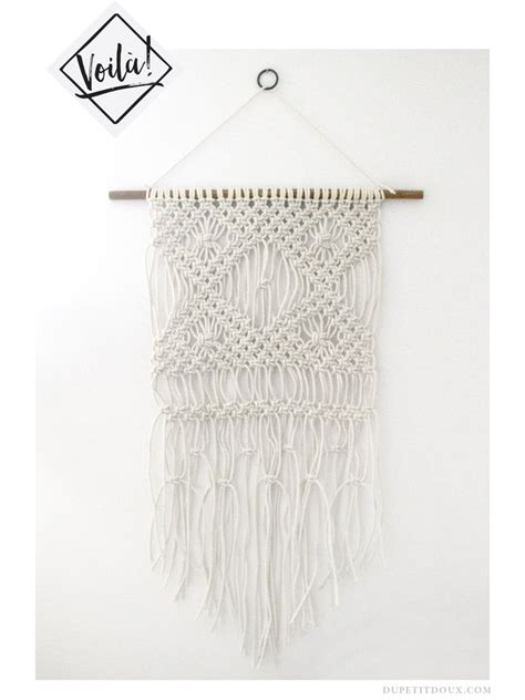 Step By Step Macrame - best 25 macrame wall hanging patterns ideas on