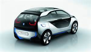 bmw i3 concept battery electric minicar details
