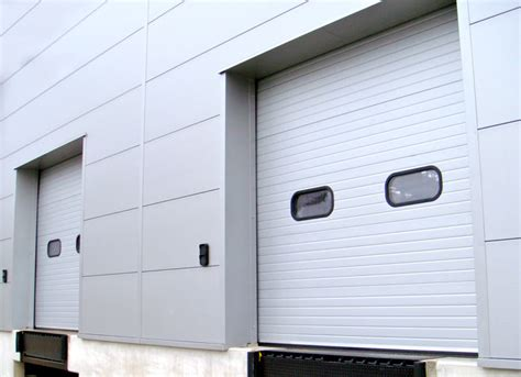 insulated non insulated roller shutters equipment