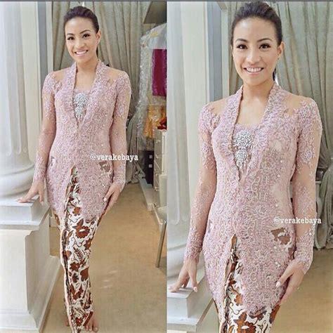 aneka model kebaya 17 best images about sarong and kebaya on pinterest