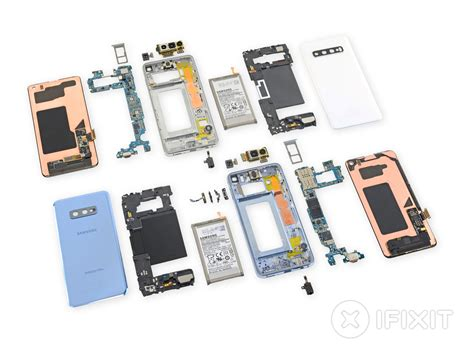 samsung galaxy   se teardown ifixit