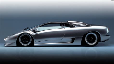 silver lamborghini diablo stylish silver lamborghini diablo wallpapers and images