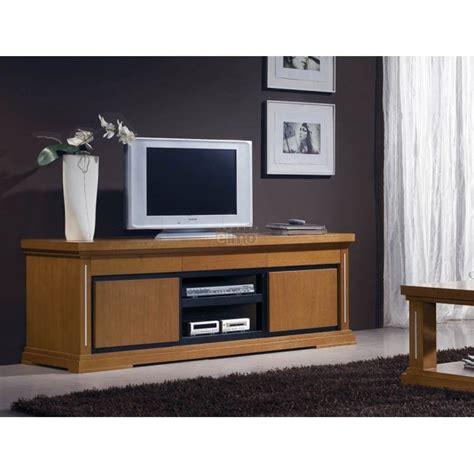 maison en bois massif 1339 meuble tv bois massif merisier solutions pour la