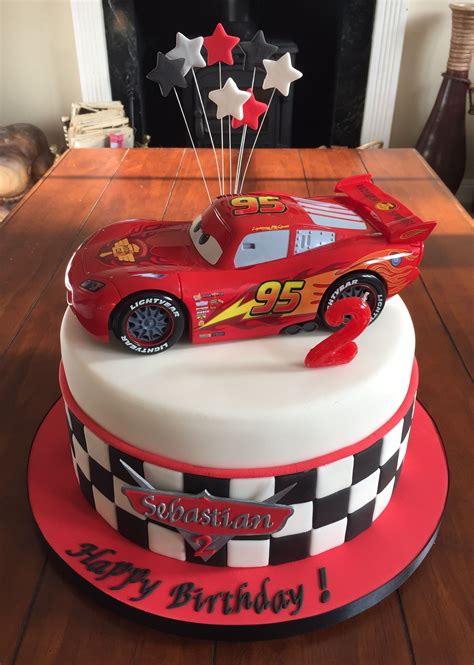 Baby Boy Birthday Cakes Car   foot palm tree plants