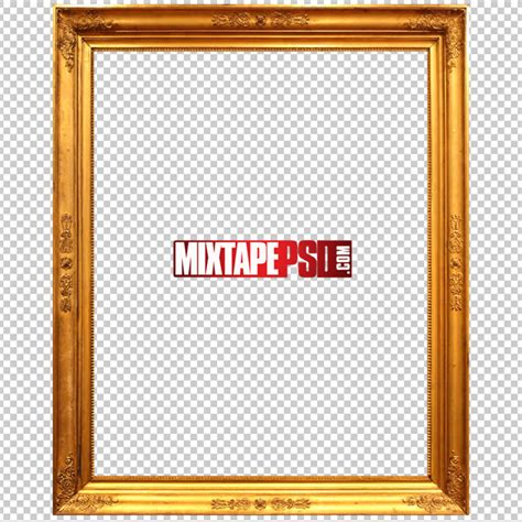 picture frame templates free gold frame psd template mixtapepsd