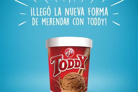 toddy venezolano 161 ent 201 rate toddy lanza un helado al mercado venezolano y