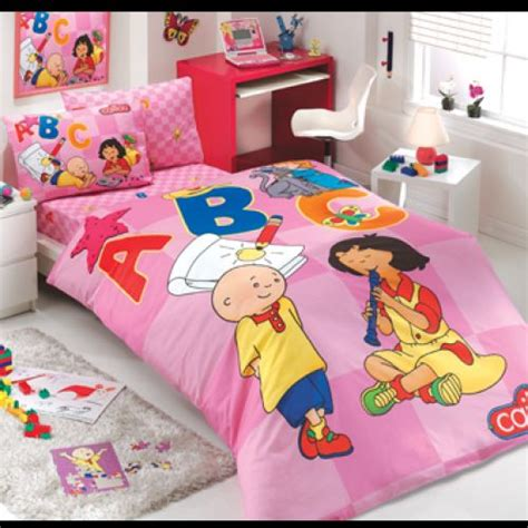 caillou bedding caillou bedding set character caillou bedding set ebay