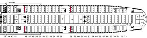 boeing 747 floor plan best economy seat on a qantas 747 economy traveller