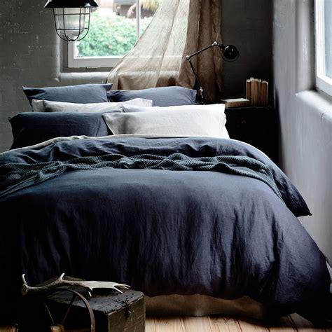Bed Duvet Covers Bedding Home Republic Vintage Washed Bed Linen At Adairs