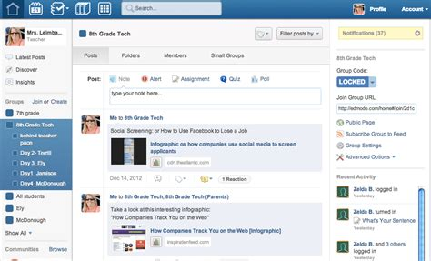 edmodo number how edmodo connects teachers students for enhanced learning