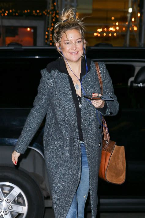 Kate Hudsons Out by Kate Hudson Out In Nyc December 2015