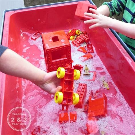 water table for 1 year 17 best images about lego lesson plan preschool on