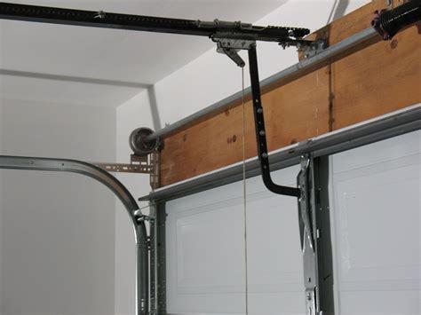Garage Door Extension Garage Door Track Extension Wageuzi