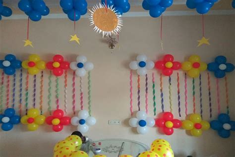 simple balloon decoration ideas at home 1000 simple balloon decoration ideas at home quotemykaam