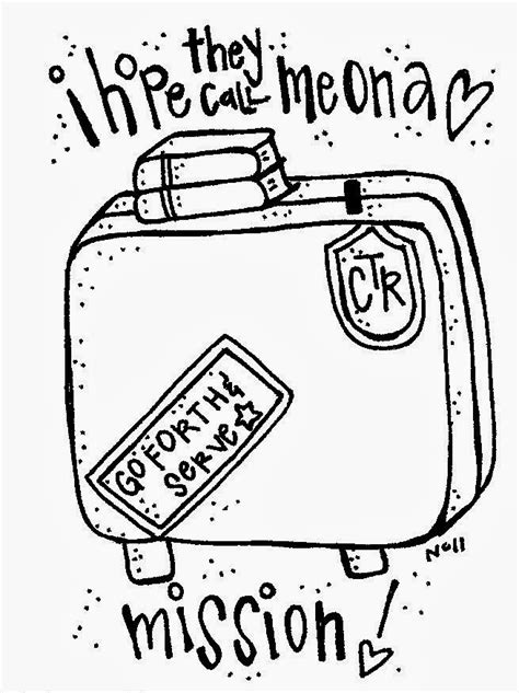 coloring pages christian missionaries lds missionary clipart cliparts co